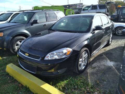 2011 Chevrolet Impala for sale at D & D All American Auto Sales in Mt Clemens MI