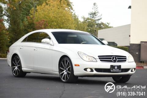 2007 Mercedes-Benz CLS for sale at Galaxy Autosport in Sacramento CA