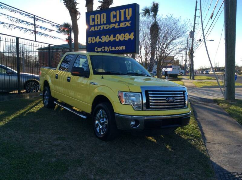 2012 Ford F-150 for sale at Car City Autoplex in Metairie LA