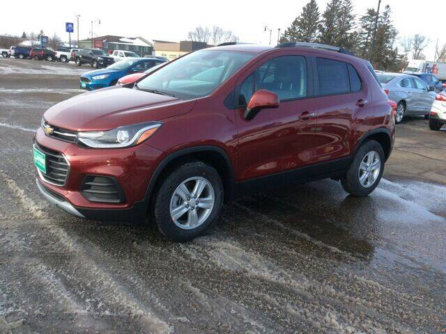 2021 Chevrolet Trax for sale at Nyhus Chevrolet Buick in Staples MN