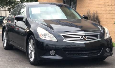 2013 Infiniti G37 Sedan for sale at Auto Imports in Houston TX