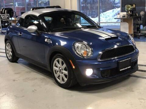 2013 MINI Coupe for sale at Simply Better Auto in Troy NY