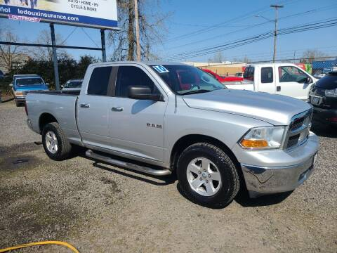 2010 Dodge Ram Pickup 1500 for sale at Universal Auto Sales in Salem OR