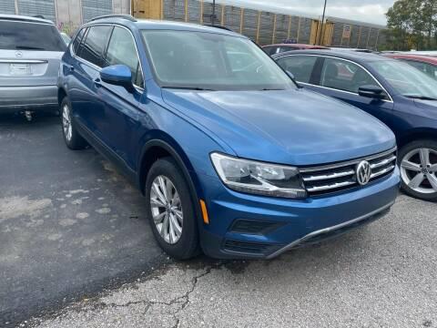 2019 Volkswagen Tiguan for sale at Tennessee Auto Brokers LLC in Murfreesboro TN