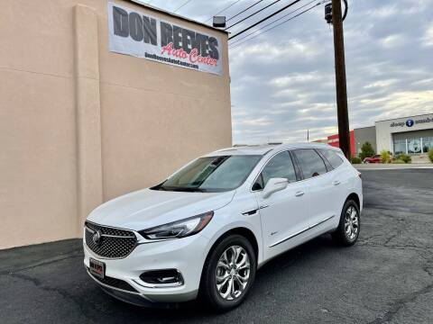 2019 Buick Enclave for sale at Don Reeves Auto Center in Farmington NM