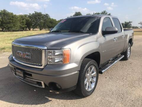 2012 GMC Sierra 1500 for sale at Performance Motors Killeen Second Chance in Killeen TX