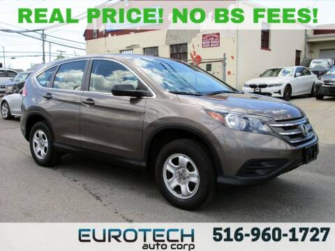 2014 Honda CR-V for sale at EUROTECH AUTO CORP in Island Park NY