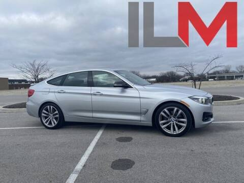 2017 BMW 3 Series for sale at INDY LUXURY MOTORSPORTS in Fishers IN