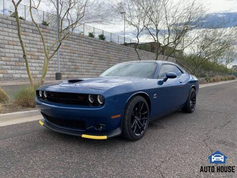 2020 Dodge Challenger for sale at AUTO HOUSE TEMPE in Tempe AZ