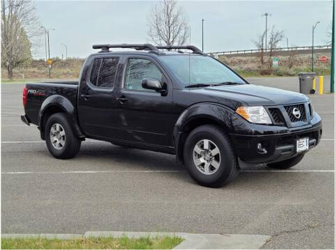 2012 Nissan Frontier for sale at Elite 1 Auto Sales in Kennewick WA