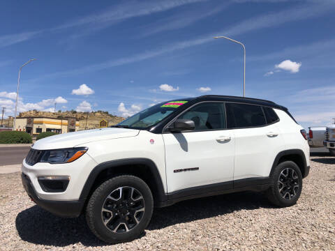 2020 Jeep Compass for sale at 1st Quality Motors LLC in Gallup NM