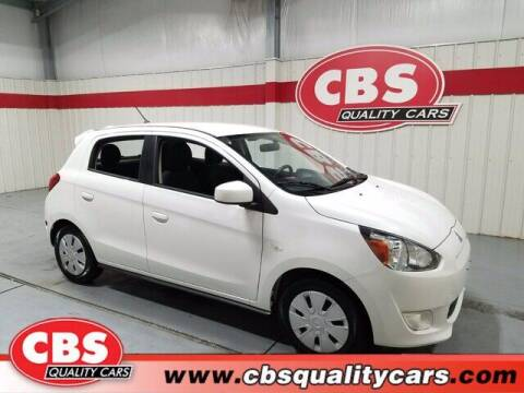 2015 Mitsubishi Mirage for sale at CBS Quality Cars in Durham NC