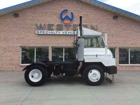 2006 Ottawa Yard Spotter for sale at Western Specialty Vehicle Sales in Braidwood IL