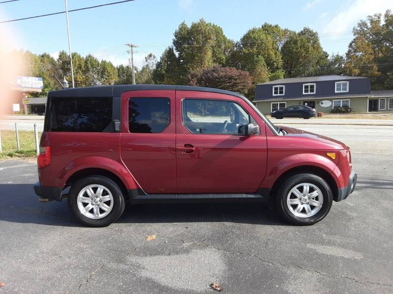 2007 Honda Element for sale at Catawba Valley Motors in Hickory NC