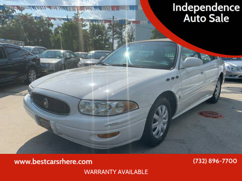 2004 Buick LeSabre for sale at Independence Auto Sale in Bordentown NJ