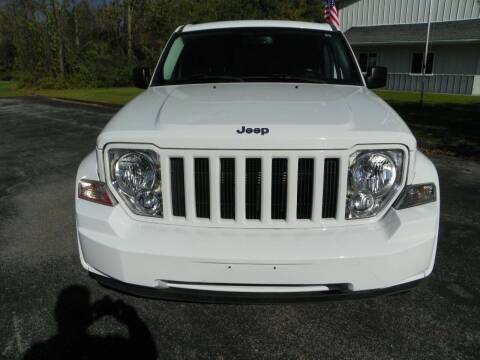 2012 Jeep Liberty for sale at Ed Davis LTD in Poughquag NY