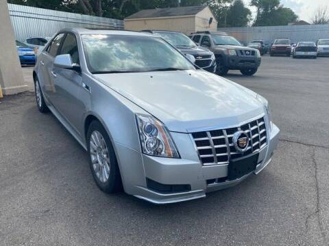2013 Cadillac CTS for sale at Car Depot in Detroit MI