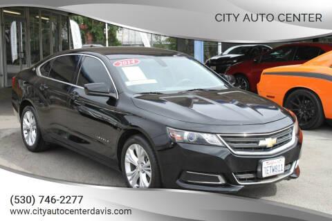 2014 Chevrolet Impala for sale at City Auto Center in Davis CA