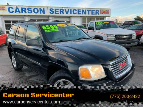 2008 GMC Envoy for sale at Carson Servicenter in Carson City NV