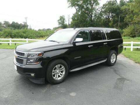 2015 Chevrolet Suburban for sale at Woodcrest Motors in Stevens PA