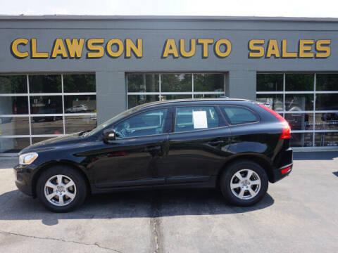 2010 Volvo XC60 for sale at Clawson Auto Sales in Clawson MI