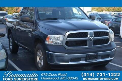 2016 RAM Ram Pickup 1500 for sale at NICK FARACE AT BOMMARITO FORD in Hazelwood MO