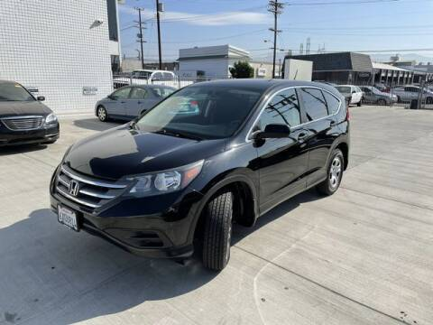 2012 Honda CR-V for sale at Hunter's Auto Inc in North Hollywood CA
