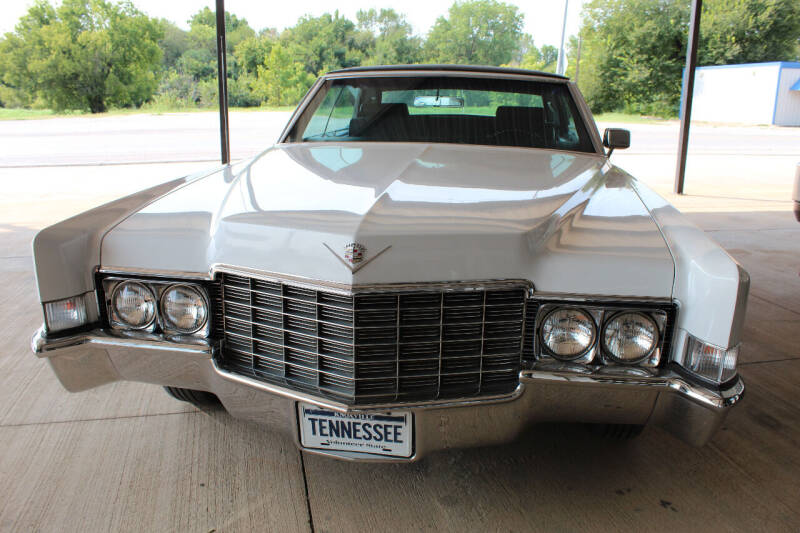 1969 Cadillac Seville for sale at CANTWEIGHT CLASSICS in Maysville OK