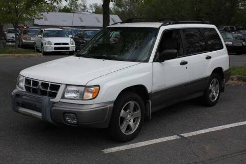 1998 Subaru Forester for sale at Auto Bahn Motors in Winchester VA