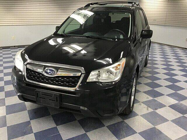 2015 Subaru Forester for sale at Mirak Hyundai in Arlington MA