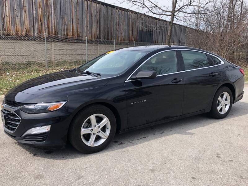 2019 Chevrolet Malibu for sale at Posen Motors in Posen IL