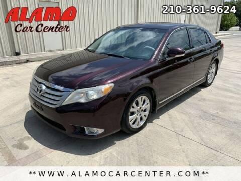 2011 Toyota Avalon for sale at Alamo Car Center in San Antonio TX