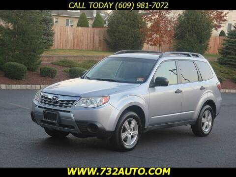 2012 Subaru Forester for sale at Absolute Auto Solutions in Hamilton NJ