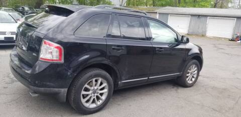 2010 Ford Edge for sale at Emory Street Auto Sales and Service in Attleboro MA