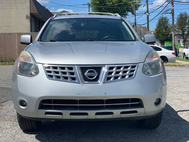2008 Nissan Rogue for sale at Innovative Auto Group in Little Ferry NJ