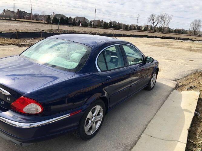 2004 Jaguar X-Type for sale at Classic Car Deals in Cadillac MI