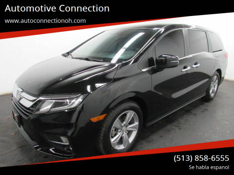 2018 Honda Odyssey for sale at Automotive Connection in Fairfield OH