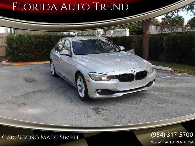 2013 BMW 3 Series for sale at Florida Auto Trend in Plantation FL
