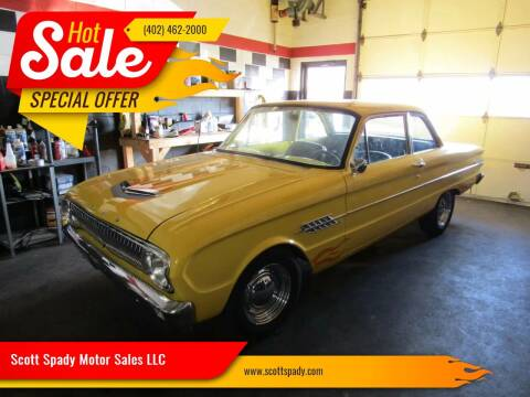 1962 Ford Falcon for sale at Scott Spady Motor Sales LLC in Hastings NE