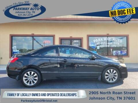 2009 Honda Civic for sale at PARKWAY AUTO SALES OF BRISTOL - PARKWAY AUTO JOHNSON CITY in Johnson City TN
