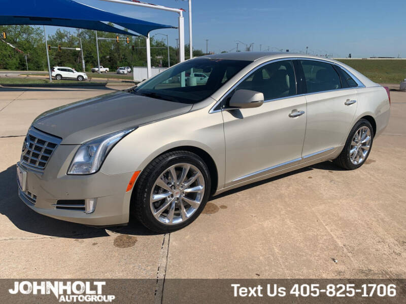 2014 Cadillac XTS for sale at JOHN HOLT AUTO GROUP, INC. in Chickasha OK