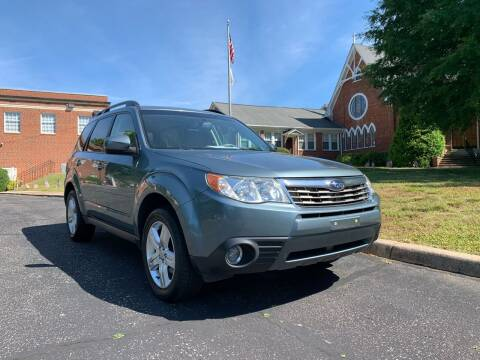 2010 Subaru Forester for sale at Automax of Eden in Eden NC