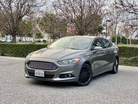 2013 Ford Fusion Hybrid for sale at Carfornia in San Jose CA