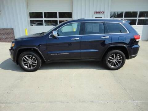 2017 Jeep Grand Cherokee for sale at Quality Motors Inc in Vermillion SD
