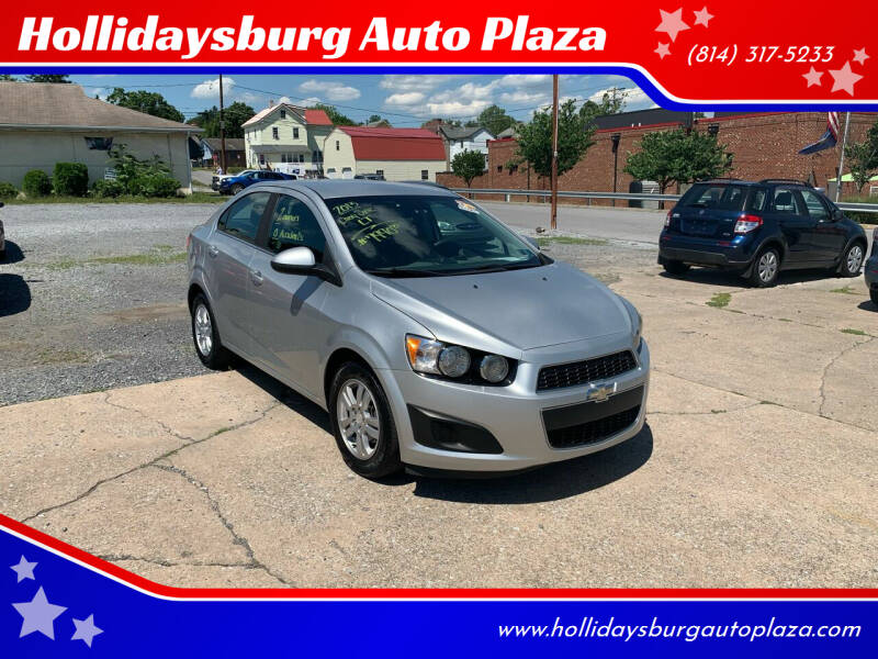 2013 Chevrolet Sonic for sale in Hollidaysburg, PA