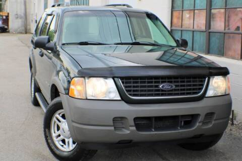 2002 Ford Explorer for sale at JT AUTO in Parma OH