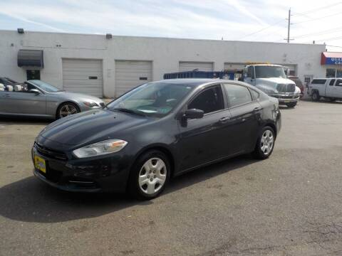 2013 Dodge Dart for sale at United Auto Land in Woodbury NJ