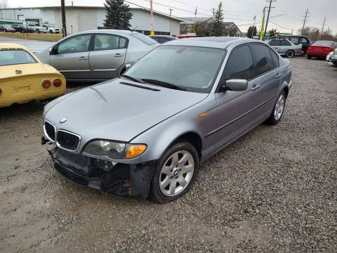 2004 BMW 325ix for sale at EHE Auto Sales in Marine City MI