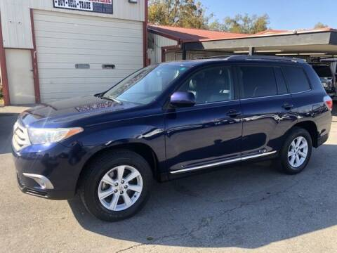 2013 Toyota Highlander for sale at Bryans Car Corner in Chickasha OK