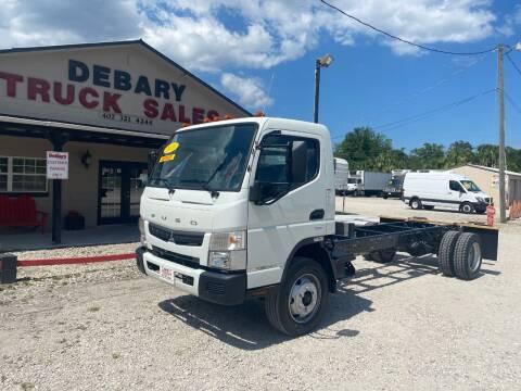 2020 Mitsubishi Fuso FEC9TS for sale at DEBARY TRUCK SALES in Sanford FL